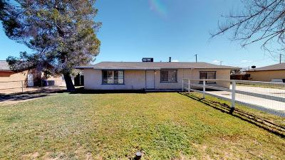 Apple Valley Single Family Home For Sale: 13051 Clallam Road