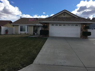 Hesperia Single Family Home For Sale: 13473 Mountain Drive