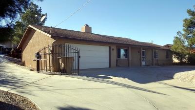 Hesperia Single Family Home For Sale: 8032 Lassen Avenue