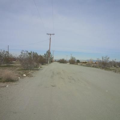 Pinon Hills Residential Lots & Land For Sale: Desert View Road