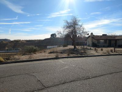 Victorville CA Residential Lots & Land For Sale: $16,500
