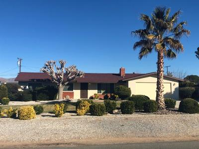 Apple Valley Single Family Home For Sale: 11857 Jamacha Road