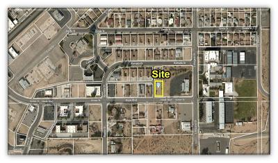 Victorville CA Commercial Lots & Land For Sale: $59,500