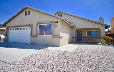 Adelanto Single Family Home For Sale: 14403 Caroline Street
