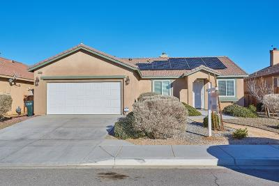 Victorville Single Family Home For Sale: 13649 Thunderhawk Place