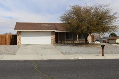 Victorville Single Family Home For Sale: 14782 Penrith Way