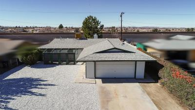 Victorville Single Family Home For Sale: 15738 La Paz Drive
