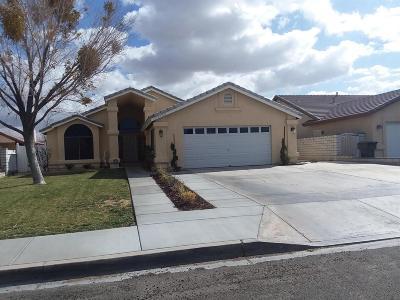 Helendale Single Family Home For Sale: 27273 Peach Tree Lane