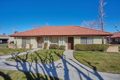 Apple Valley Single Family Home For Sale: 19235 Elm Drive