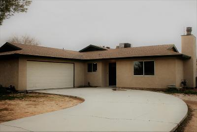 Apple Valley Single Family Home For Sale: 12330 Kenora Road