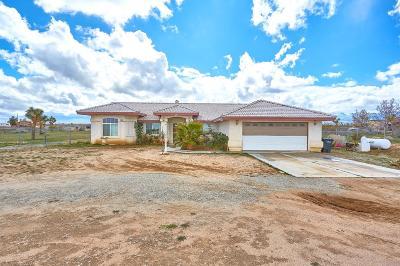 Phelan Single Family Home For Sale: 7575 La Mesa Road