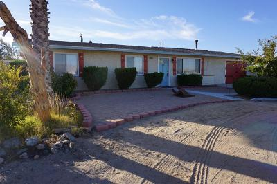 Barstow Single Family Home For Sale: 23561 Gazana Street