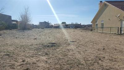 Helendale Residential Lots & Land For Sale: Windjammer Lane