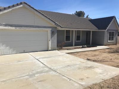 Pinon Hills Single Family Home For Sale: 9385 Pinon Hills Road