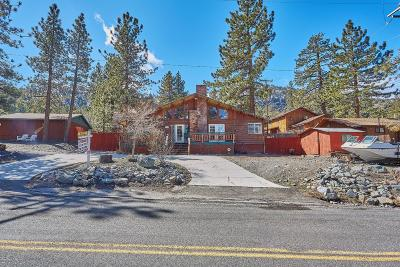 Wrightwood Single Family Home For Sale: 5440 Lonepine Canyon Road