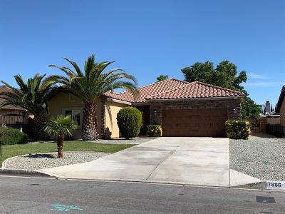 Victorville Single Family Home For Sale: 17886 Sunburst Road