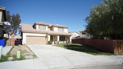 Victorville Single Family Home For Sale: 13239 Cabazon Way