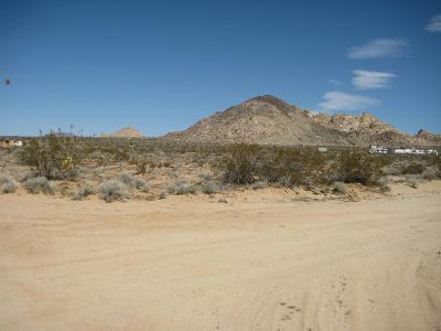 Lucerne Valley Residential Lots & Land For Sale: Stellar Road