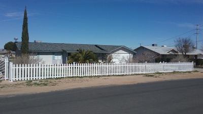 Victorville Single Family Home For Sale: 15858 Jasmine Street