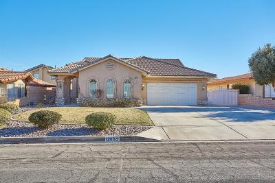 Victorville Single Family Home For Sale: 12695 Cedar Lane