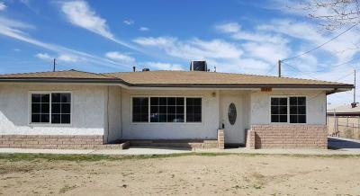 Barstow Single Family Home For Sale: 1220 Mirage Drive