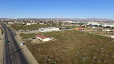 Hesperia CA Commercial Lots & Land For Sale: $185,000