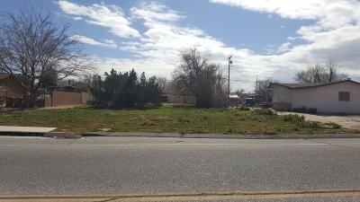 Hesperia CA Residential Lots & Land For Sale: $49,500