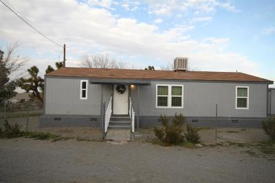 Phelan CA Single Family Home For Sale: $199,999