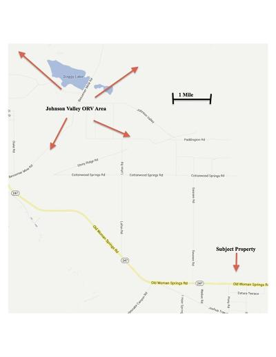 Lucerne Valley Residential Lots & Land For Sale: Pony Road