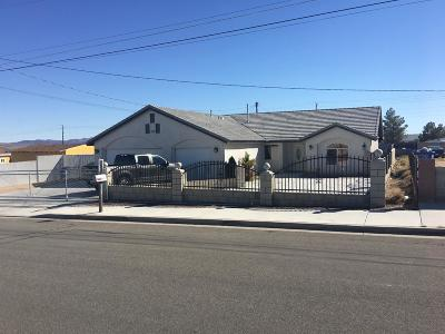 Barstow Single Family Home For Sale: 1221 Oasis Drive