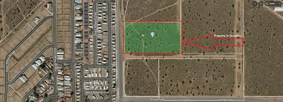 Hesperia CA Commercial Lots & Land For Sale: $599,000