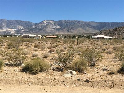 Lucerne Valley Residential Lots & Land For Sale: 32120 Agate Road