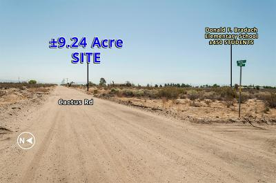 Adelanto Residential Lots & Land For Sale: 11143 Cactus Road