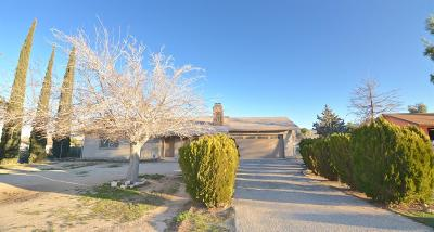 Hesperia Single Family Home For Sale: 9261 Pecan Avenue