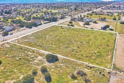 Hesperia CA Residential Lots & Land For Sale: $250,000