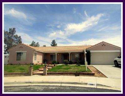 Victorville Single Family Home For Sale: 12891 Purple Sage Court