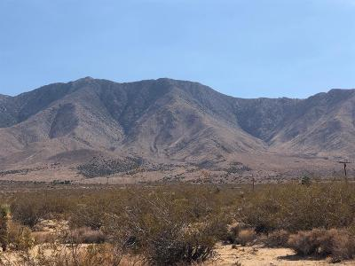 Lucerne Valley Residential Lots & Land For Sale: Bourbon Road