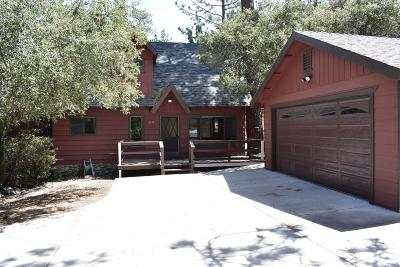 Wrightwood Single Family Home For Sale: 6115 Cardinal Road