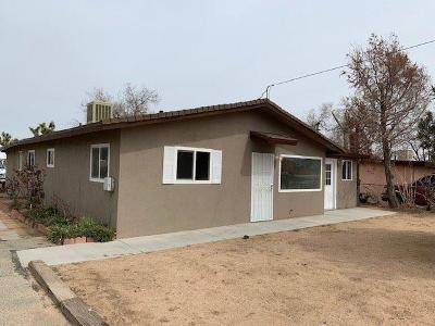 Hesperia Single Family Home For Sale: 15812 Orange Street