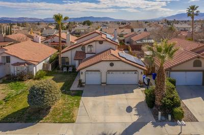 Victorville Single Family Home For Sale: 12835 Palo Alto Drive