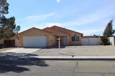 Adelanto Single Family Home For Sale: 14464 Chestnut Street