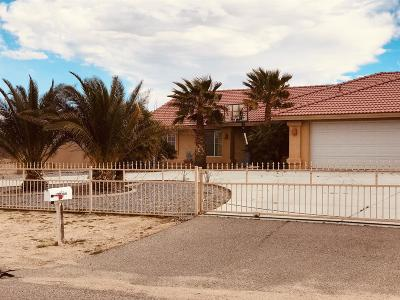 Victorville Single Family Home For Sale: 16167 Enramada Road