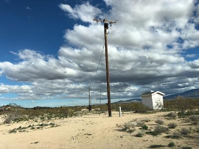 Lucerne Valley Residential Lots & Land For Sale: 37051 Pearl Avenue