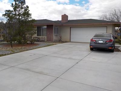 Apple Valley Single Family Home For Sale: 14616 Osage Road