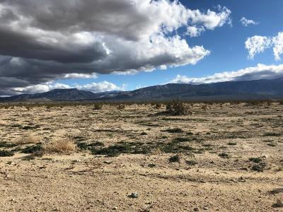 Lucerne Valley Residential Lots & Land For Sale: E End Road