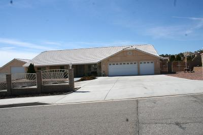 Apple Valley Single Family Home For Sale: 16046 Wato Road