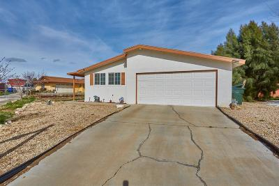 Adelanto Single Family Home For Sale: 18195 Lilac Road