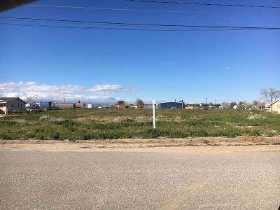 Hesperia CA Residential Lots & Land For Sale: $65,000