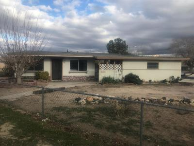 Victorville Single Family Home For Sale: 15087 Culley Street