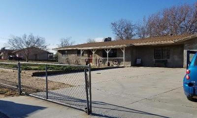 Hesperia Single Family Home For Sale: 17680 Linden Street